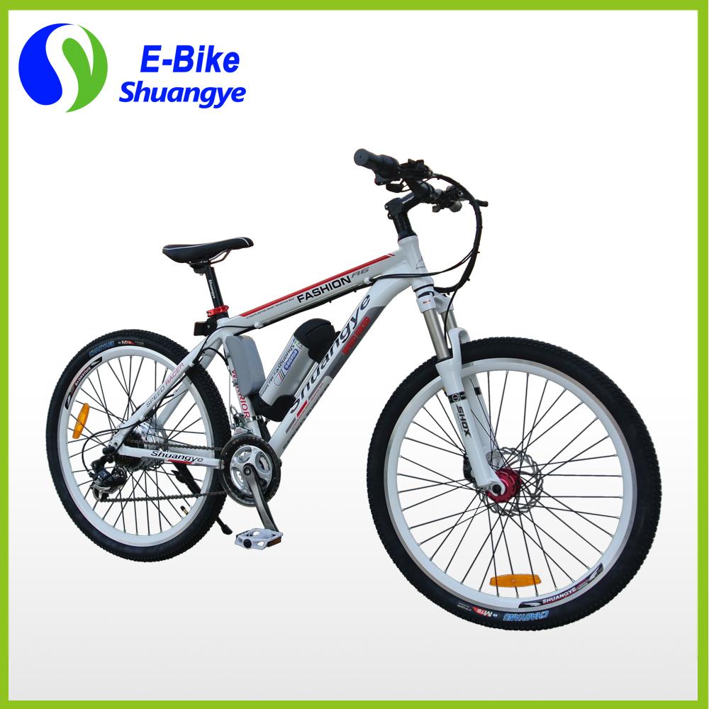 Training mountain e-bike (4)