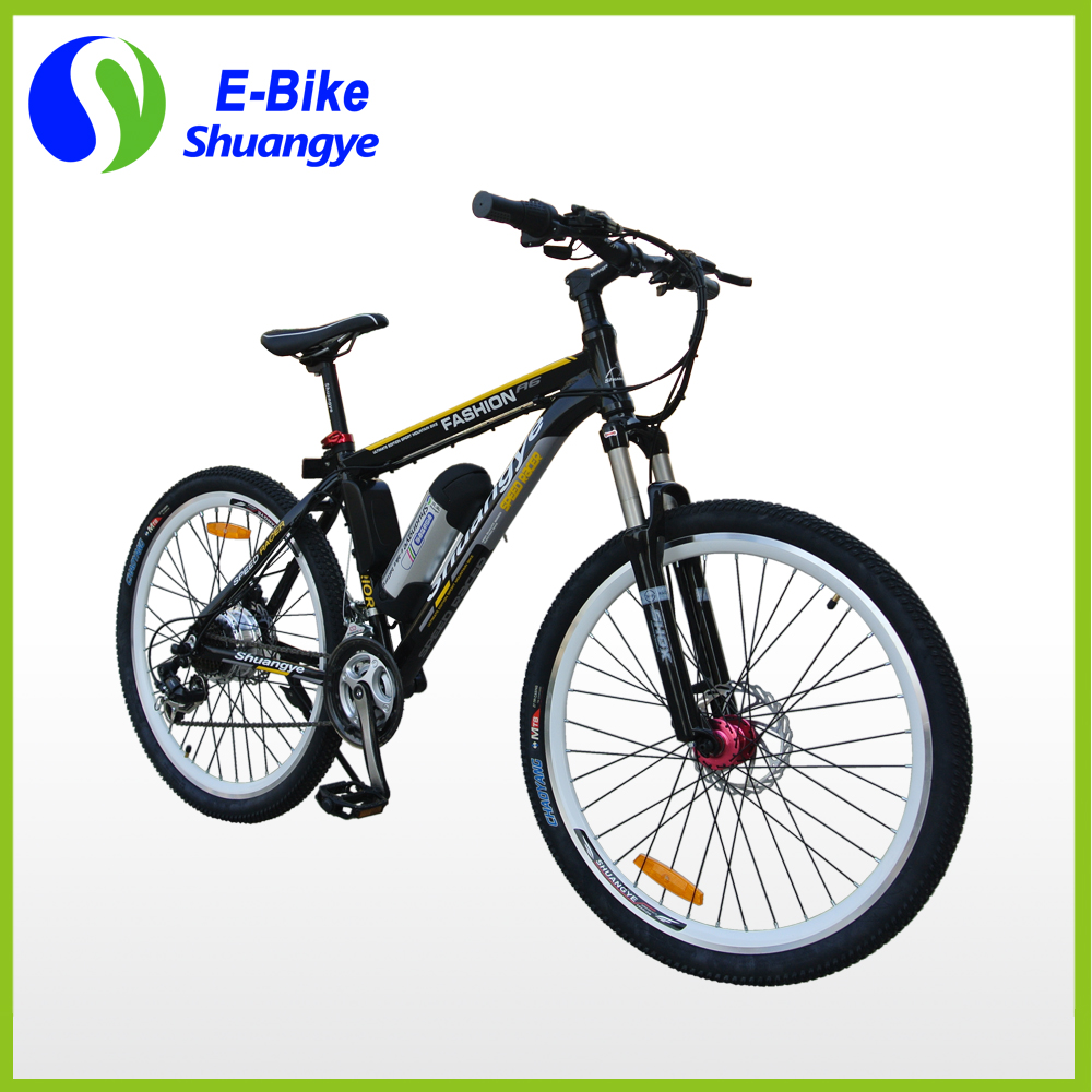 Training mountain e-bike (6)