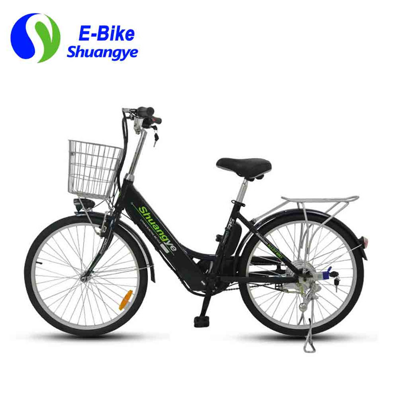 Urban electric bike (10)