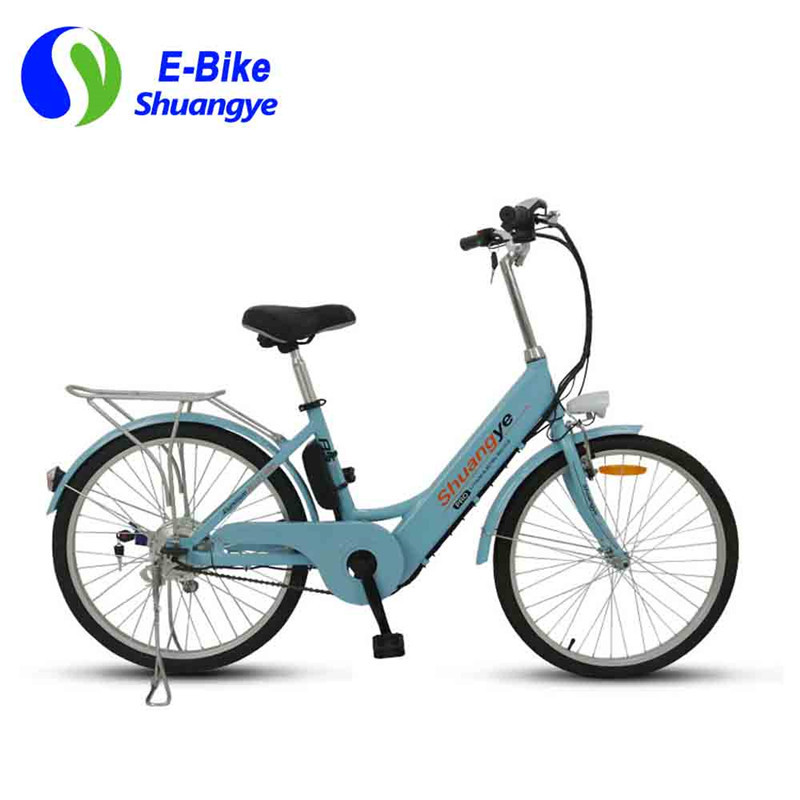 Urban electric bike (11)