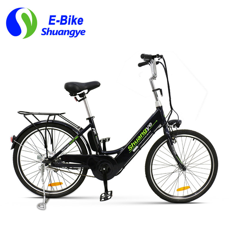 Urban electric bike (2)