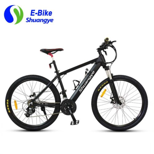 electric mountain bikes 36V lithium battery