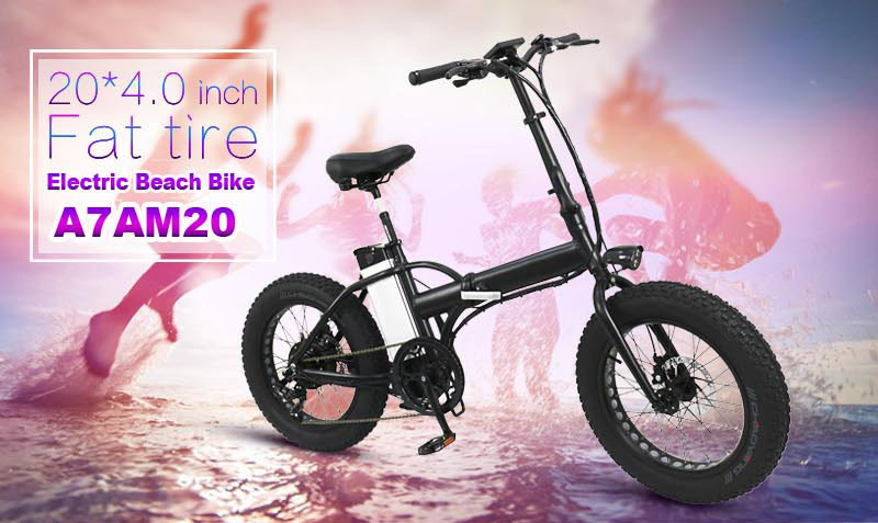 electric folding bike (7)