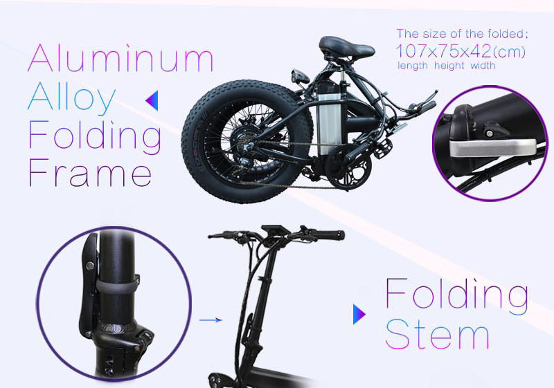 electric folding bike (9)