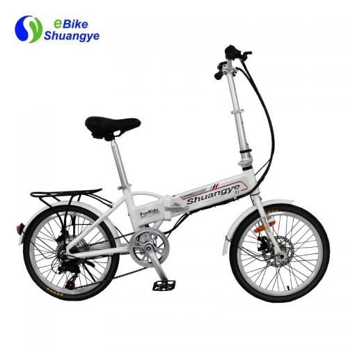 Newest electric folding bike lightweight A1-7