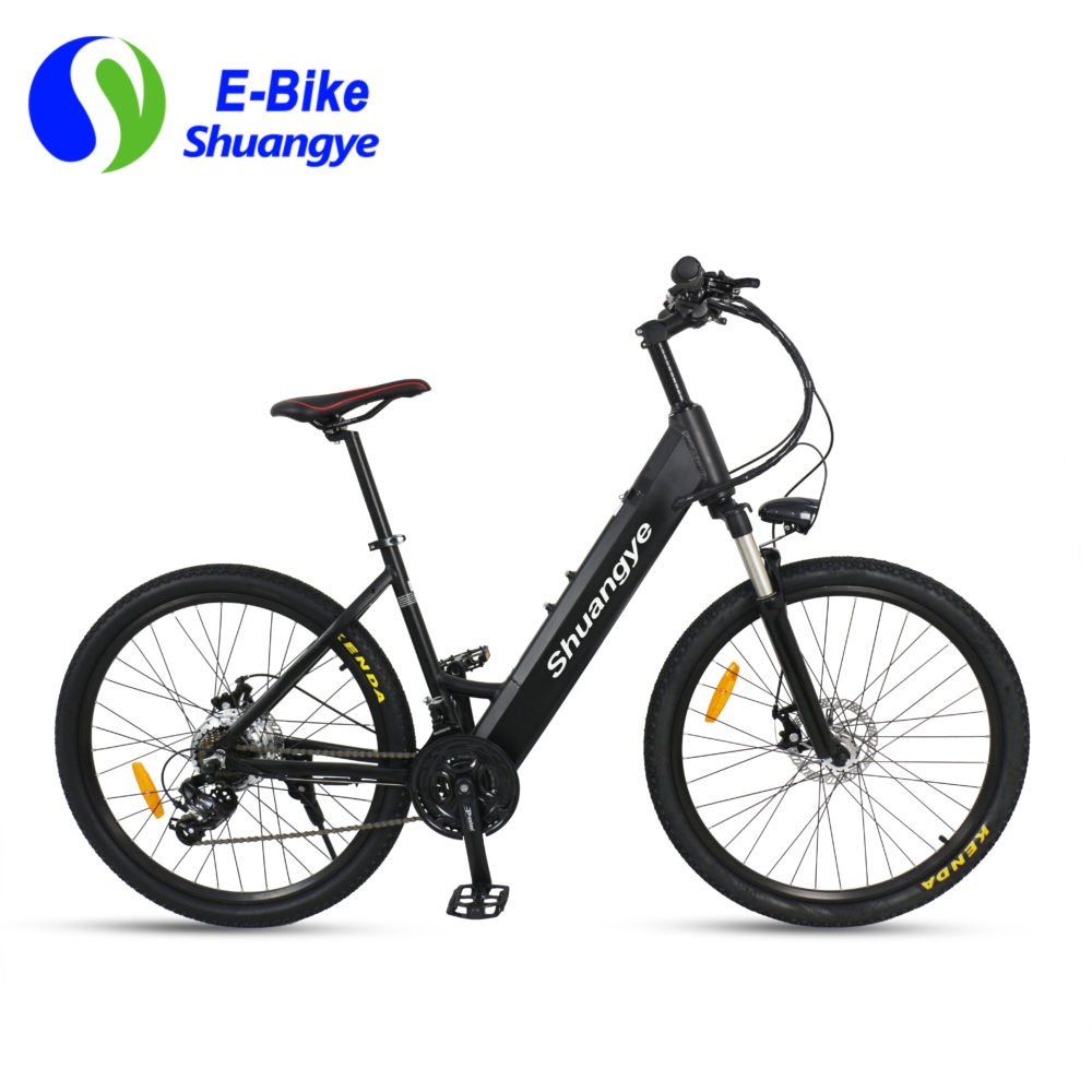 green power electric bicycle