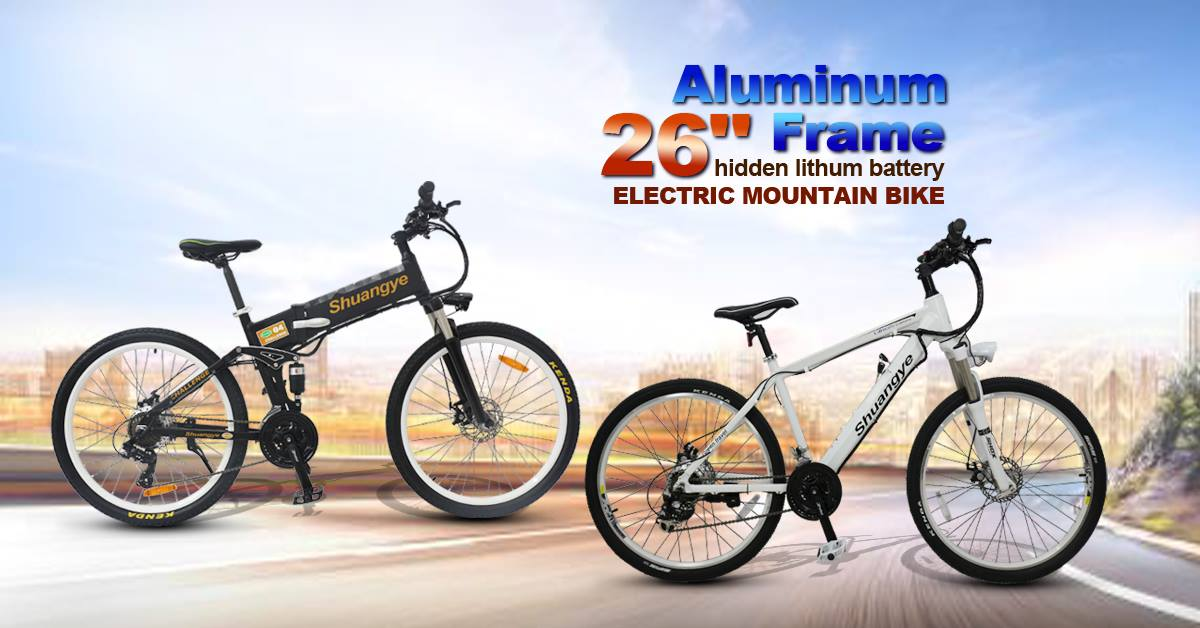 shuangye electric bike