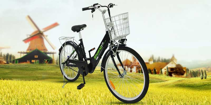 stylish electric bikes