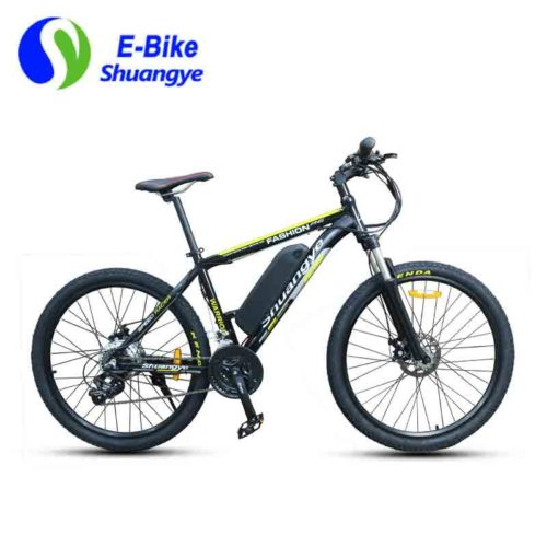 The fastest electric bikes 160 disc brake