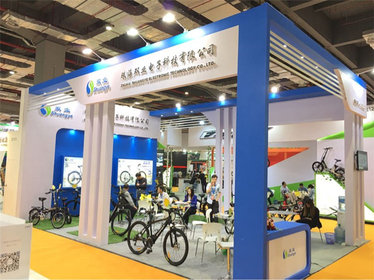 electric bike exhibition 04