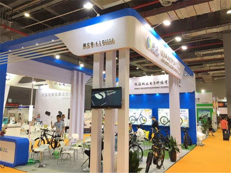 electric bike exhibition 05