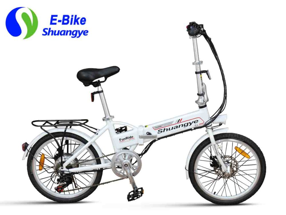 shuangye electric bike A1