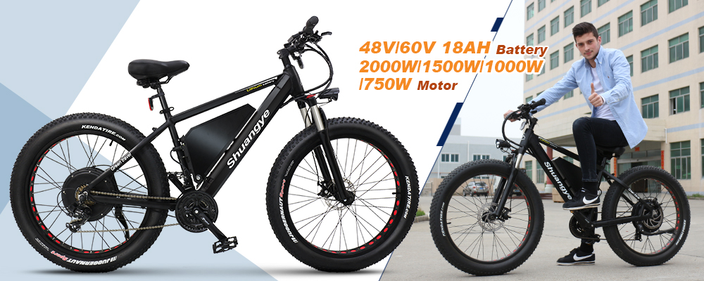 60v 1500w electric fat tire bike max speed 40km h. Black Bedroom Furniture Sets. Home Design Ideas