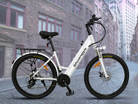 womens electric bike A5AH26 video