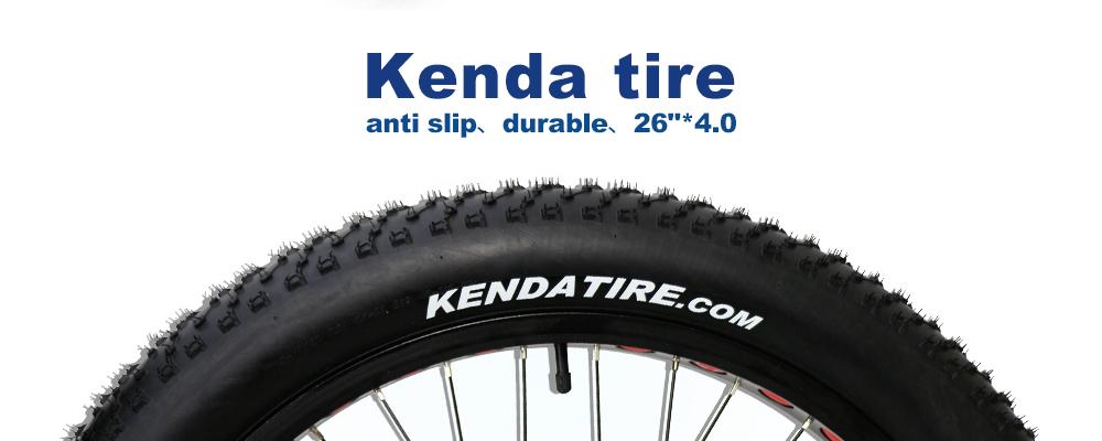 750W motor fat tire motorized bike 21 speed2