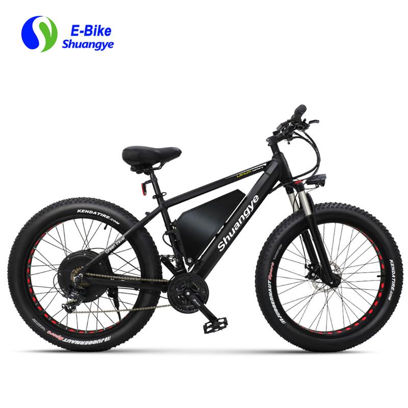 fatbike e bike