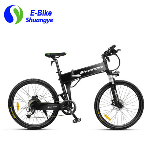 2017 best folding electric mountain bike