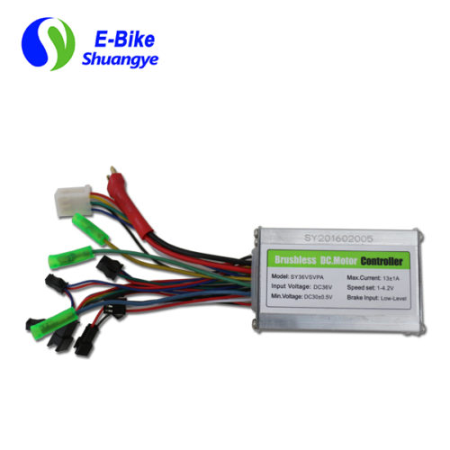What are electric bicycle motors
