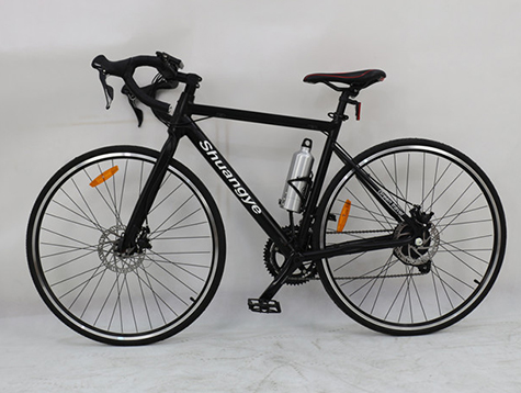 Shuangye launch new products electric road bike
