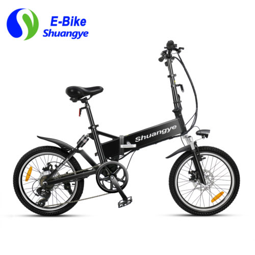 20 inch bike folding bike with suspension