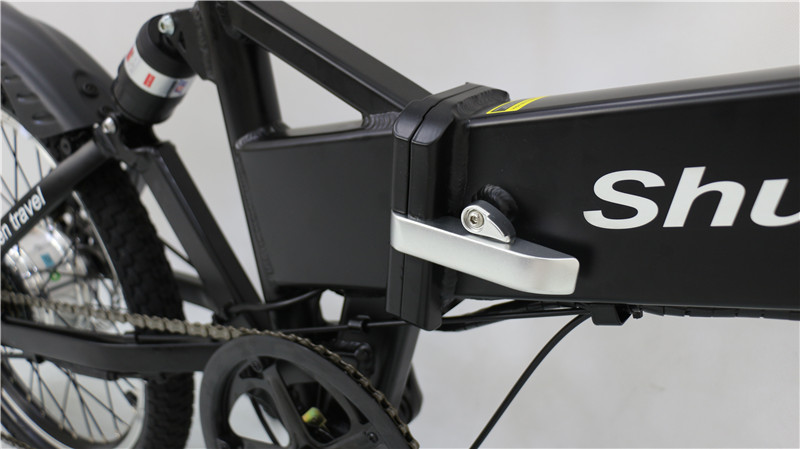 folding bike with suspension (3)