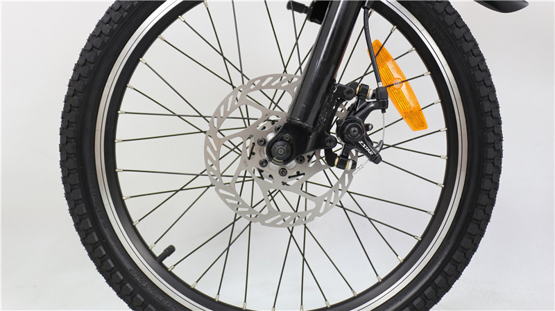 folding bike with suspension (6)