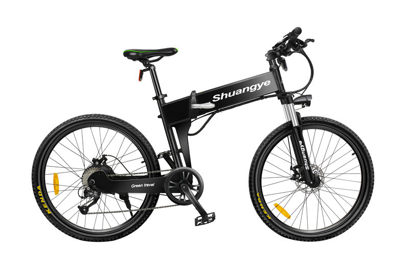 folding electric mountain bike (7)