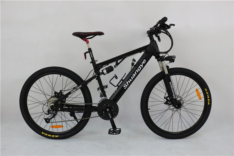 full suspension electric bike (1)