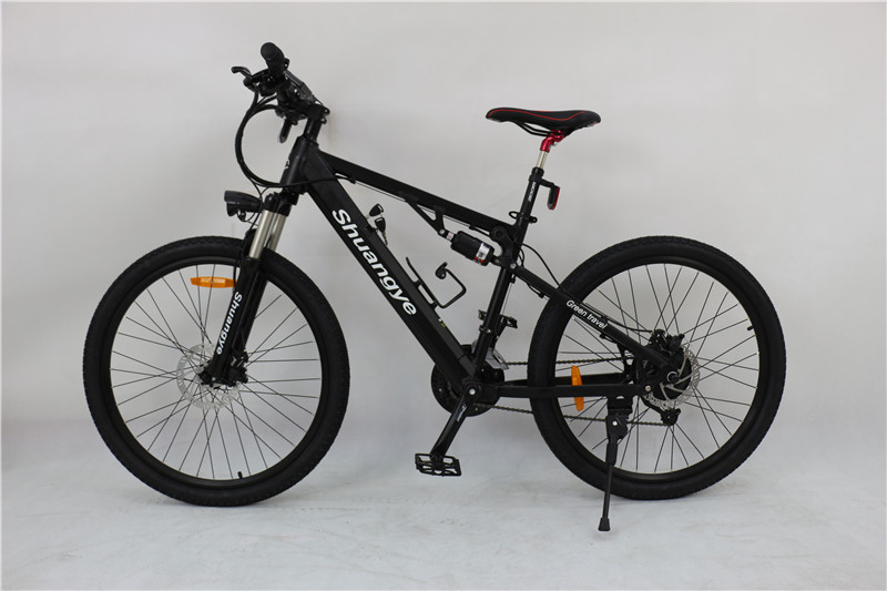 full suspension electric bike (7)