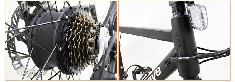 e road bike