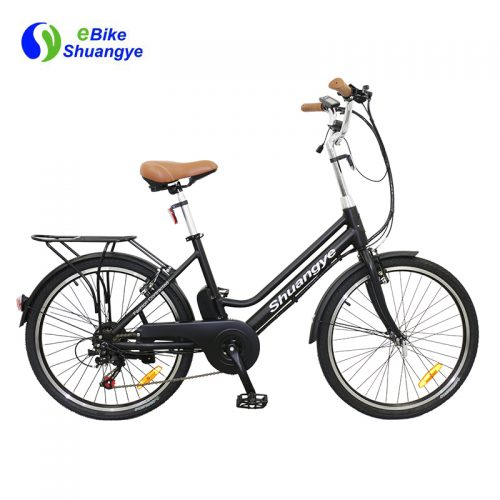economical family use electric bike city bike A3AL24