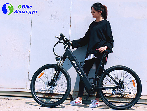Shuangye best selling mountain ebike A5AH26 video