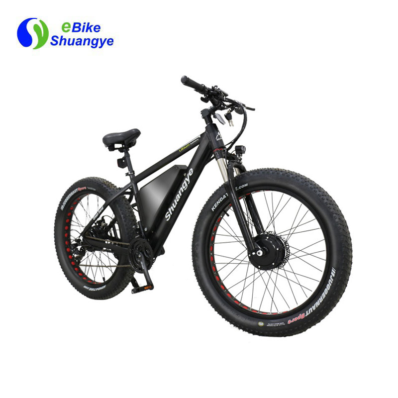 Dual-motor electric motorcycles with pedals in China24