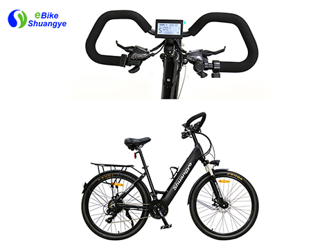 New Butterfly mountain electric bike shop 26 inch