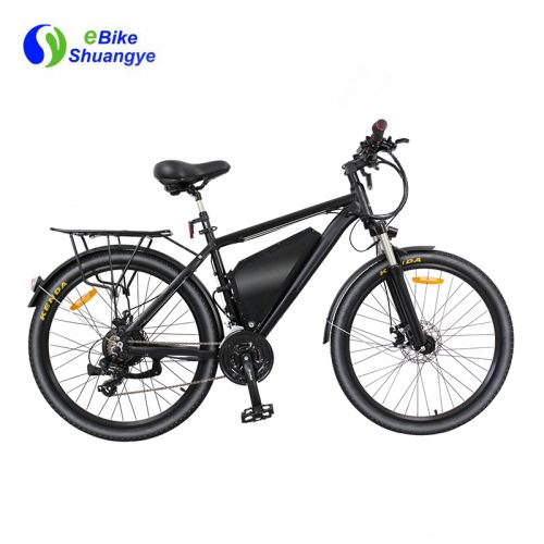 48V20AH lithium battery electric bike with triangle box A6AT26