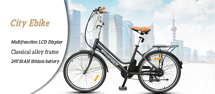 Electric Bike For Food Delivery