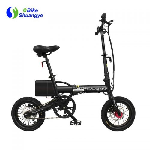 folding electric bicycle moped bicycle 14 inch A1-Q