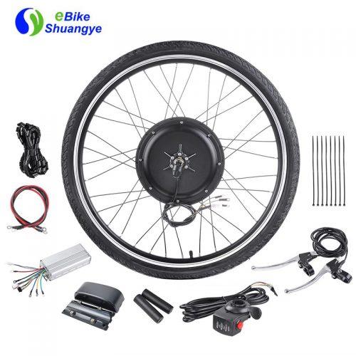 electric bicycle kit 48v 1000w motor shuangye ebike. Black Bedroom Furniture Sets. Home Design Ideas