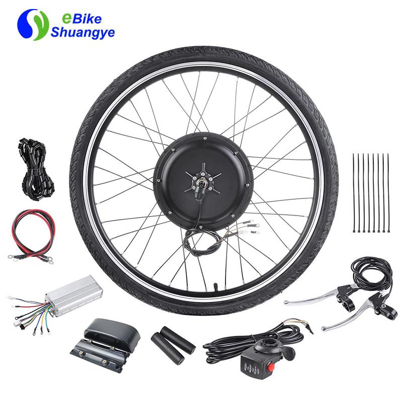 48v 1000w The best electric bike conversion kit