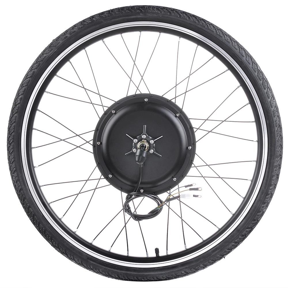 48v 1000w The best electric bike conversion kit2