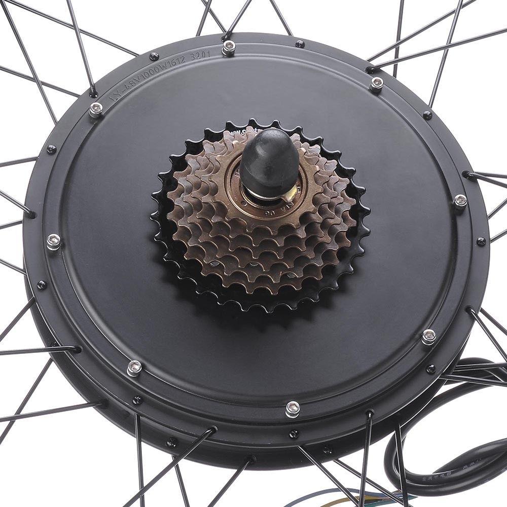 48v 1000w The best electric bike conversion kit8
