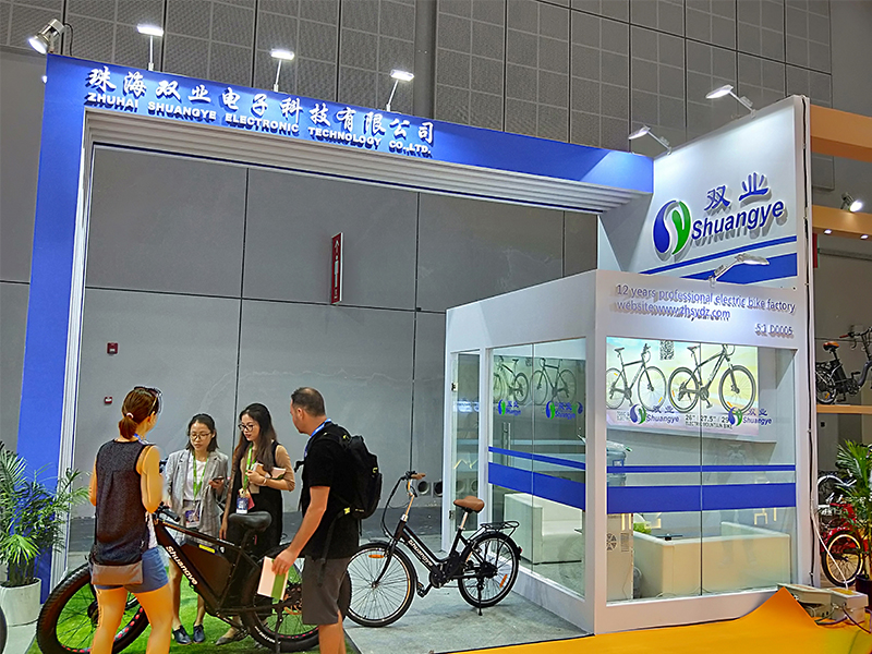 The 28th China International Bicycle Exhibition (Shanghai) officially begins