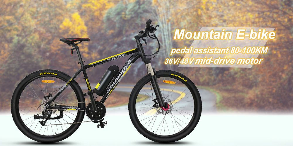 250w mid drive electric bike for sale