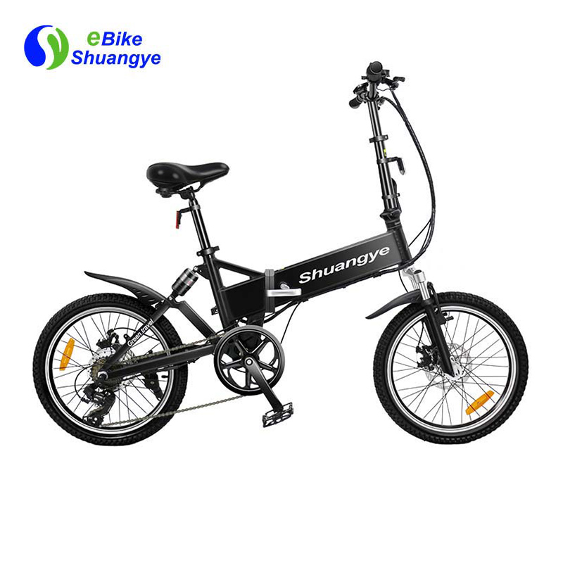 20 inch lightweight foldable smart electric bike A1-R