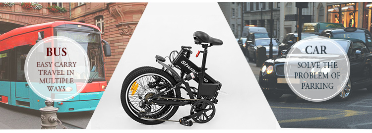 20 inch lightweight foldable smart electric bike1