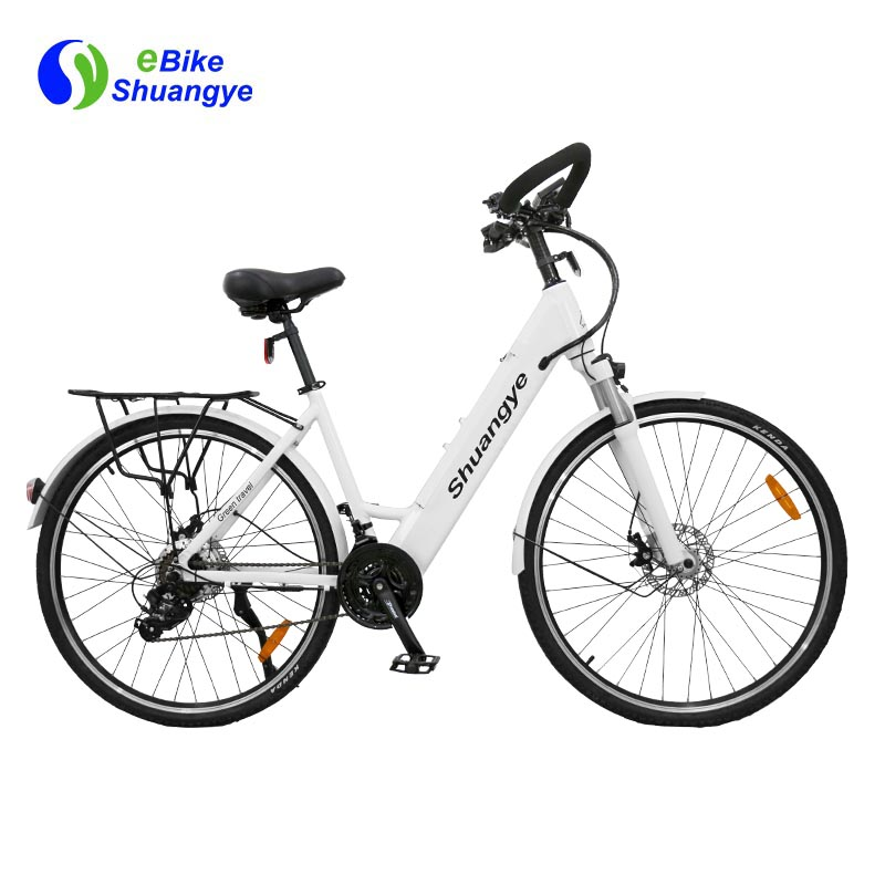 26 28 Food delivery box electric bicycle moped