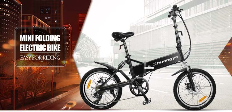 36v lightweight folding electric bike most portable folding bike1