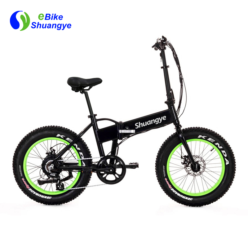 A7AH20 folding fat tire electric bike for sale1