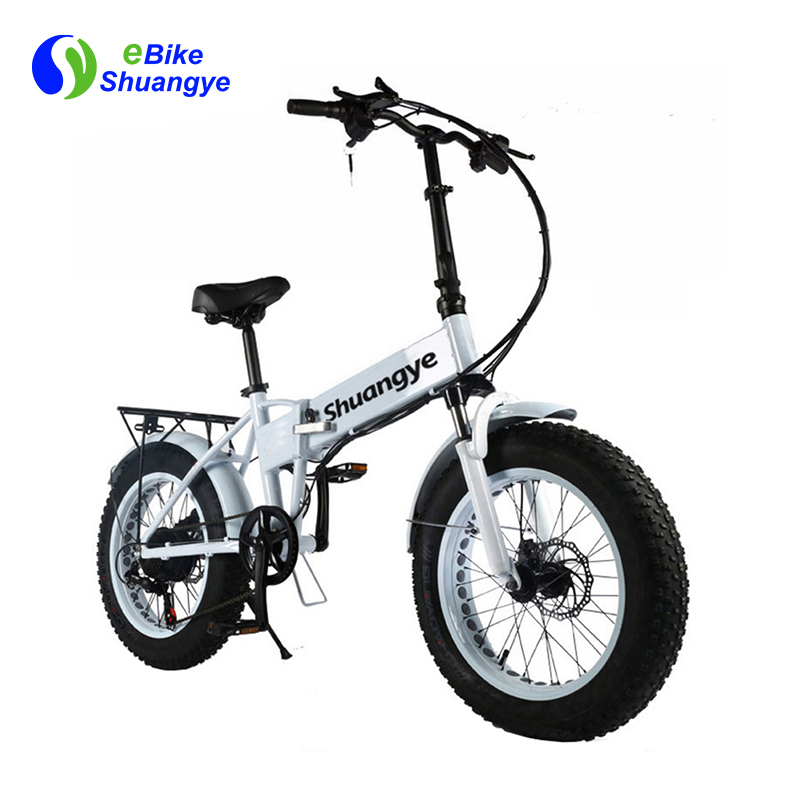 A7AH20 folding fat tire electric bike for sale3