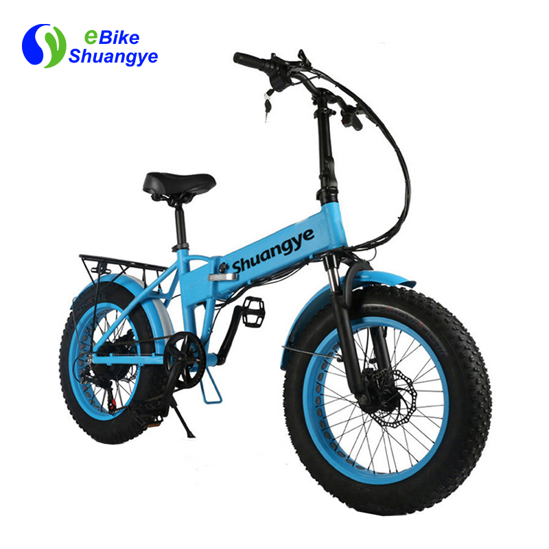 A7AH20 folding fat tire electric bike for sale4